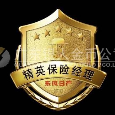 2011年1月  东风日产汽车公司销售精英金质奖章万博体育app官方下载