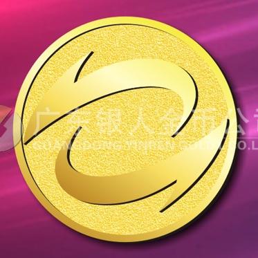 2015年3月万博体育app官方下载 中经万达千足金徽章制作、黄金徽章制作