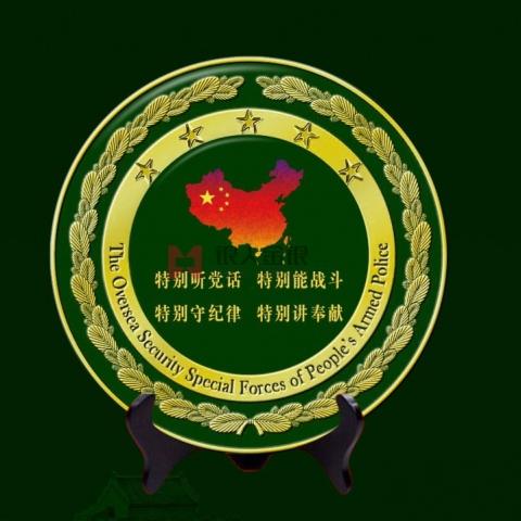北京万博体育app官方下载  武警海外警卫特战支队奖盘万博体育app官方下载