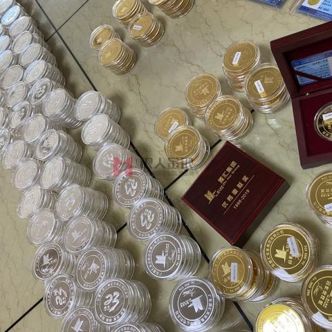 置汇公司周年庆纪念银币万博体育app官方下载