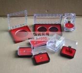海棉盒,塑料盒,透明盒,徽章盒,胸章盒,勋章盒子